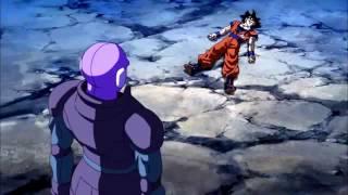 Goku Vs Hit 2nd Fight