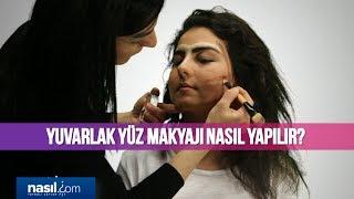 Yuvarlak yüze makyaj nasıl yapılır? | Bakım-Güzellik | Nasil.com