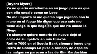 Anuel AA Ft Bryant Myers Brytiago y Almighty Tu Me Enamoraste Letra