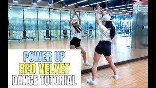 Red Velvet 레드벨벳 'Power Up' Lisa Rhee Dance Tutorial