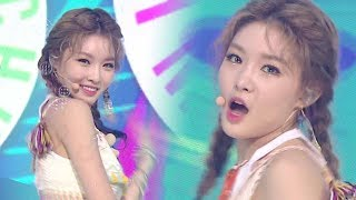 exciting chung ha why don and 39 t you know at inkigayo 20170716