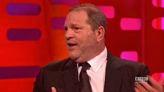 Harvey Weinstein on Good Will Hunting's hidden scene - The Graham Norton Show