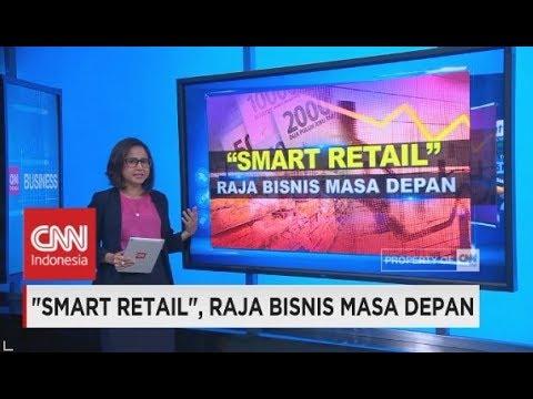"""""""Smart Retail"""", Raja Bisnis Masa Depan, Belajar dari Ali Baba & Tencent, Raksasa Tiongkok"""