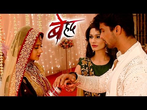 Saanjh Gets Arjun Maya To The Mandap | बेहद | Beyhadh