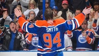Ryan Smyth says goodbye for final time