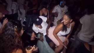 So Crazy! Girl With Massive Bumm Caught On Camera Grinding A Man Vigorously At A Party