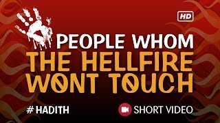 People Whom The Hellfire Wont Touch ᴴᴰ ┇ Islamic Short Video ┇ TDR Production ┇