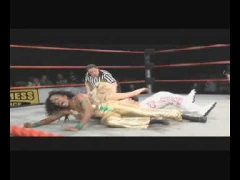 OVW Womens Title Hannah Blossom vs Josie Thanksgiving Thunder