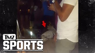 Ezekiel Elliott Incident: Video of Victim In Pain On Bar Floor | TMZ Sports