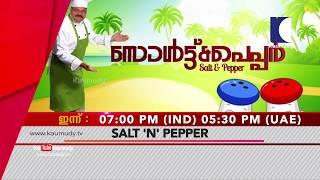 Salt N Pepper      EP 120   Promo   Kaumudy TV
