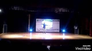 Taar bijli se dance by Abhishek shah