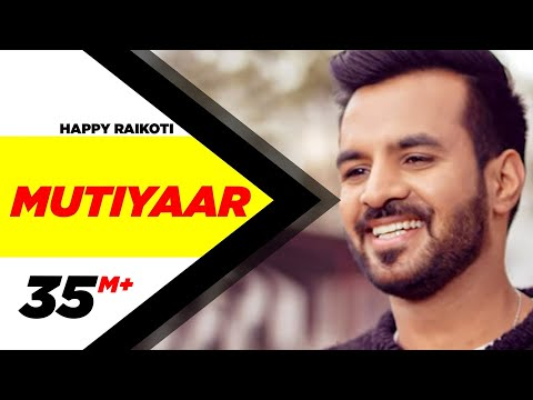 Xxx Mp4 Mutiyaar Full Song Happy Raikoti Parmish Verma Latest Punjabi Song 2017 Speed Records 3gp Sex