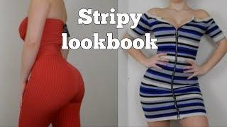 Stripy Lookbook - Ft Fashion Nova