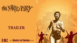 THE NAKED PREY (1965) (Masters of Cinema) Trailer