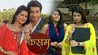 Kasam Tere Pyaar Ki | 8th September 2016 | Tanuja MEETS With An ACCIDENT