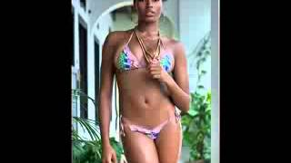 Black Bikini hot and sexy clips the summer video flv mp3