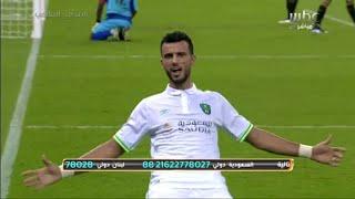 أفضل 5 أهداف في الجولة السابعة من الدوري السعودي للمحترفين