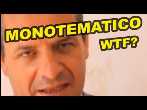 watch No Sean Monotemáticos? | El Hueso en el Pescuezo