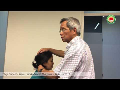 Ù tai lâu ngày, bệnh viện không tìm ra bệnh - bấm huyệt Thập Chỉ Đạo (TCLT)
