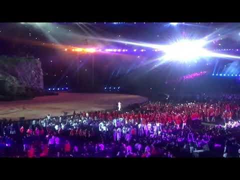 Download Meraih Bintang Opening Ceremony Asian Games 2018 - Via Vallen free