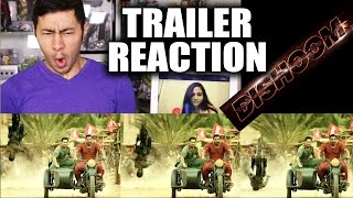 DISHOOM trailer reaction with Arittra Kar (lazy video)