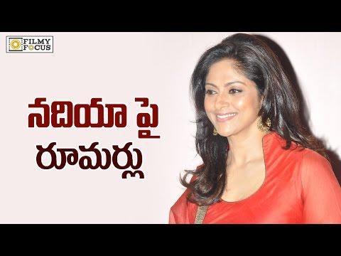 OMG! Shocking Rumours On Actress Nadhiya - Filmyfocus.com