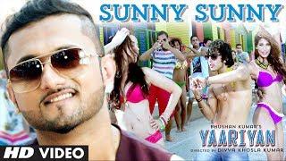 Sunny Sunny Yaariyan Featyo Yo Honey Singh Video Song  Himansh Kohli Rakul Preet