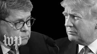When it comes to the Mueller report, Barr sounds a lot like Trump