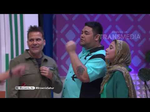 BROWNIS SAHUR - Vicky Gombalin Ayu Azhari (10/6/18) Part 2