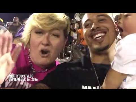 HOMECOMING QUEEN!?- #MIGHTYDUCKVLOG SEP. 16, 2016