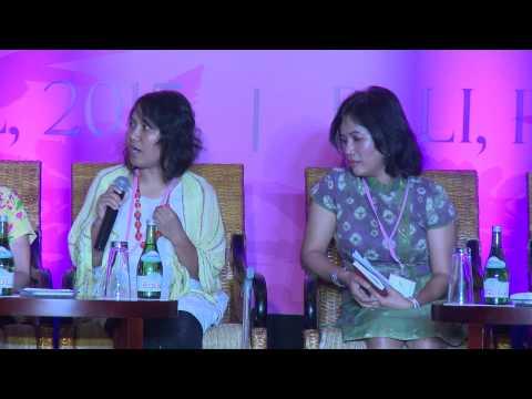 Ms. Lian Gogali - 6X6 Breakout Session- Women in Action