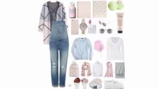 Hijab stylish Outfit Ideas for school and university أفكار ملابس المدرسة  الجامعة للمحجبات