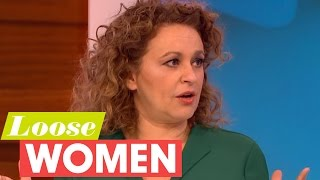 Nadia Never Disciplined Her Stepdaughters   Loose Women