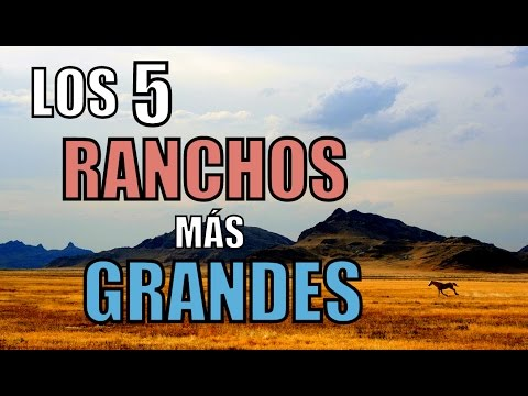 Xxx Mp4 LOS 5 RANCHOS MÁS GRANDES DEL MUNDO 3gp Sex