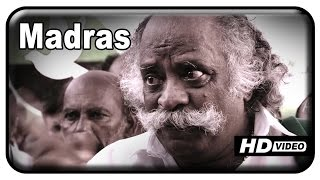 Madras Tamil Movie Scenes | HD |  Political parties fight for the wall