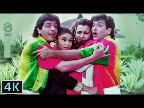 Xxx Mp4 39 O Lal Dupatte Wali 39 Full 4K Video Song Govinda Chunky Pandey Rageshwari Kumar Sanu Aankhen 3gp Sex