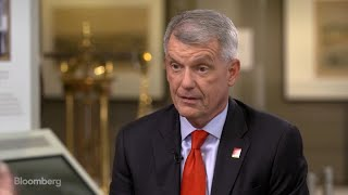 Wells Fargo CEO on New Ad Campaign, Fed Policy and the Bank's Future