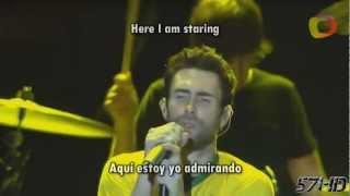 Maroon 5  Daylight Hd Live Video Subtitulado Espaol English Lyrics
