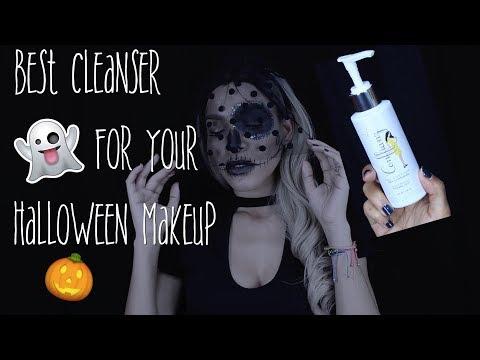 Xxx Mp4 Como Remuevo Mi Maquillaje De Halloween FACIL RAPIDO 3gp Sex