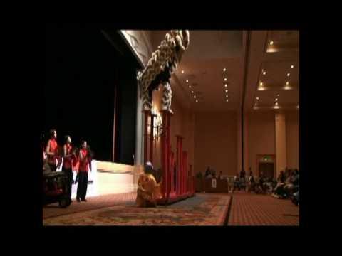 Lee Koon Hung Choy Lay Fut Lion Dance Orlando 2009