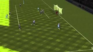 FIFA 14 iPhone/iPad - Santos Laguna vs. Monterrey