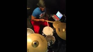 Pray for BK by Jerod Brown a.k.a YFKennedy Drum Cover