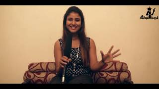 Actress Alia Manasa shares her acting experience in the movie Julieum 4 Perum.