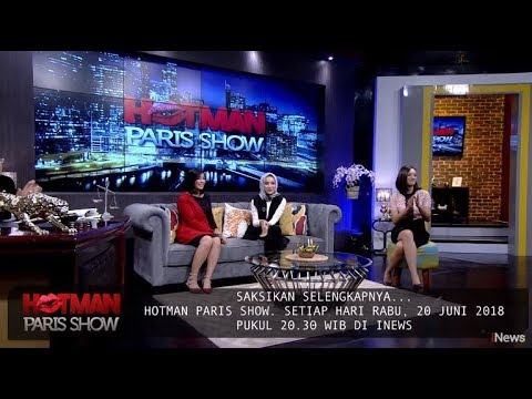 SIMAK!! Kisah Miliarder Cantik, Merry Riana & Meidina Zein di Hotman Paris Show Rabu, 20 Juni