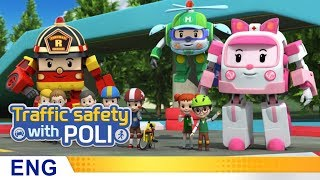Trafficsafety with Poli | #18.Bicycle safety