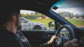 RACING THE 2018 BMW F90 M5