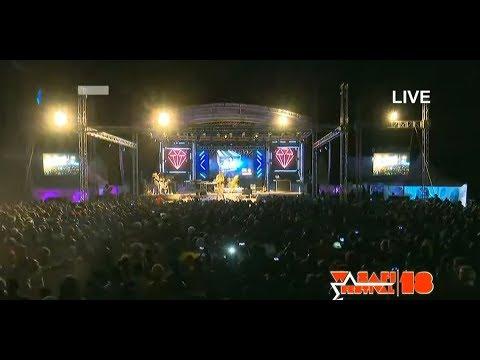 Live :Wasafi Festival #Morogoro  ndani ya VIwanja vya Jamuhuri