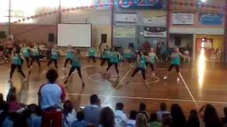 DERNIERE DANCE, DANCE AEROBIC 2015