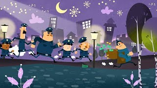 Little Police Station | New game app for kids (by Fox & Sheep)
