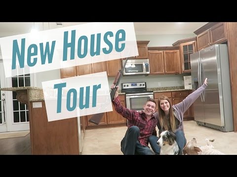 HOUSE TOUR We Bought A Home